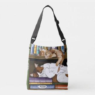 Hitting the Books Crossbody Bag