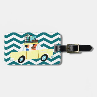 Hitting the Open Road 2 Luggage Tag