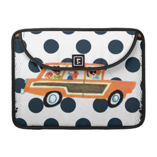 Hitting the Open Road 4 MacBook Pro Sleeve