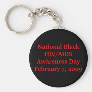 HIV/AIDS Awareness Day Keychain
