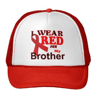 Hiv Aids Awareness Logo Cap