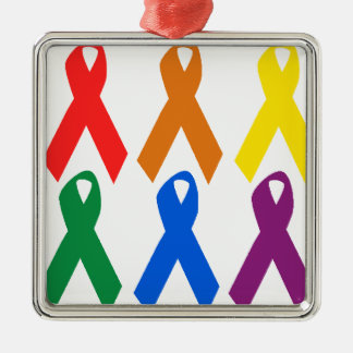 HIV AWARENESS / AIDS AWARENESS CHRISTMAS ORNAMENT