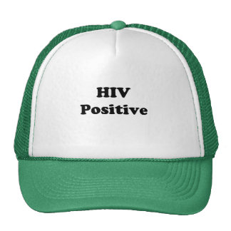 HIV Positive Cap