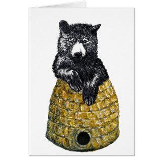 hive bear card