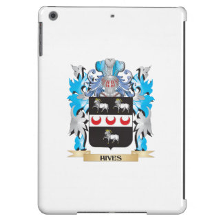 Hives Coat of Arms - Family Crest iPad Air Cover
