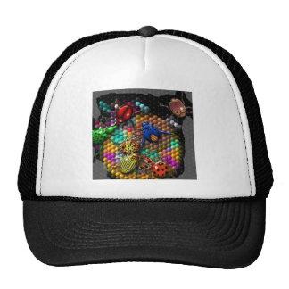 hivesbug mesh hats