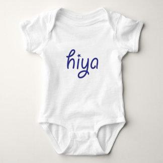 Hiya Baby Bodysuit