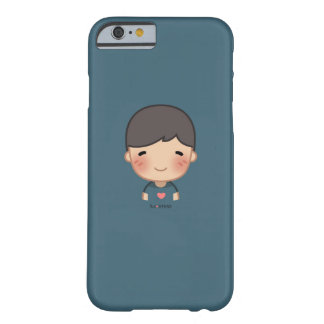 HJ-Story Boy iPhone 6 case Barely There iPhone 6 Case