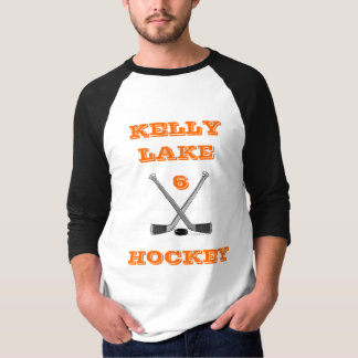HKBW0004, KELLY LAKE, HOCKEY, 6 T-Shirt