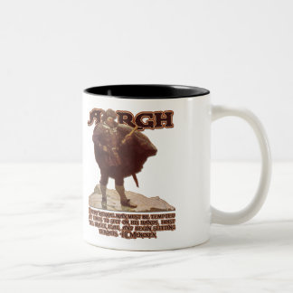 HL Mencken Quote and....Argh! Coffee Mug