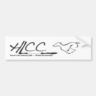 HLCC Custom Logo Bumper Sticker