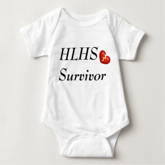 HLHS Survivor Baby Bodysuit