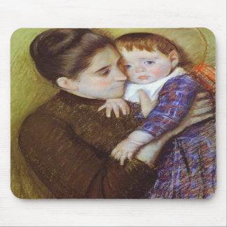 Hlne de Septeuil 1889-1890 Mary Cassatt Mouse Mats