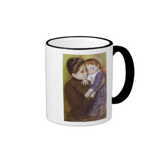 Hlne de Septeuil. 1889-1890, Mary Cassatt Coffee Mugs