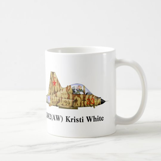 HM2(AW) Kristi White mug