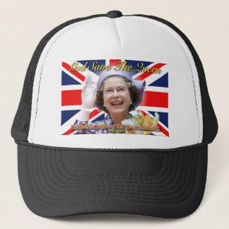 HM Queen Elizabeth II Diamond Jubilee Trucker Hat