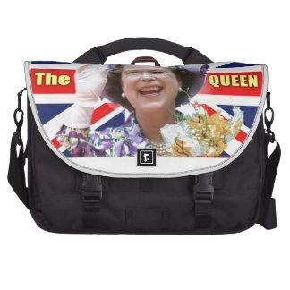 HM Queen Elizabeth II Computer Bag