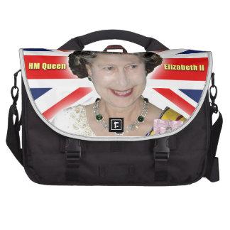 HM Queen Elizabeth II - Majestic Commuter Bags