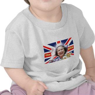 HM Queen Elizabeth II Tees
