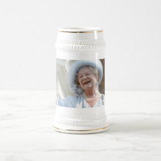 HM Queen Elizabeth, the Queen Mother 1990 Beer Steins