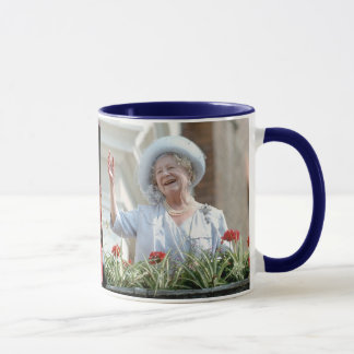 HM Queen Elizabeth, the Queen Mother 1990 Mug