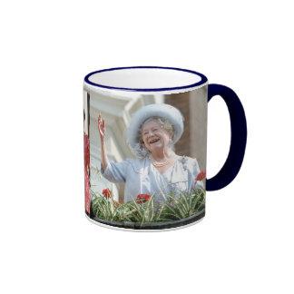 HM Queen Elizabeth the Queen Mother 1990 Mugs