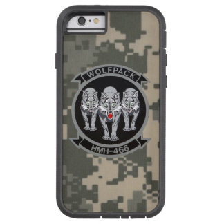 "HMH-466 ""Wolfpack"" Digital Camo Tough Xtreme iPhone 6 Case"