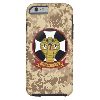 "HMLA-169 ""Vipers"" Marine Camo Tough iPhone 6 Case"