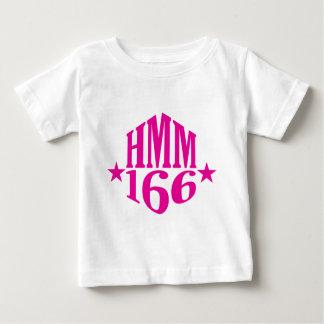 HMM-166  Stars Duogram Baby T-Shirt