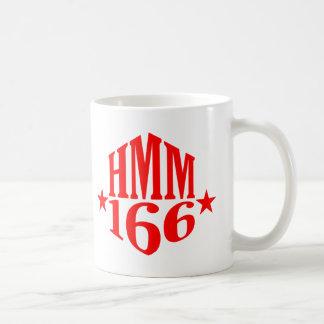 HMM-166  Stars Duogram Classic White Coffee Mug