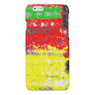 Hmm strange art iPhone 6 plus case