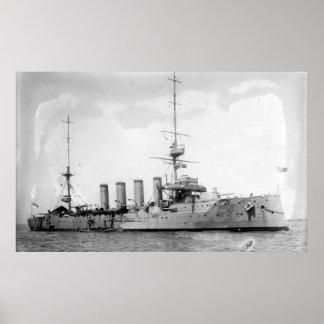 HMS Antrim Print