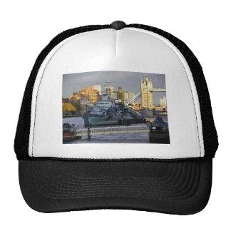 HMS Belfast. Mesh Hat