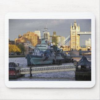 HMS Belfast. Mouse Mat