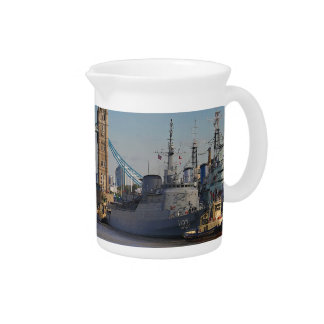 HMS Belfast Pitcher