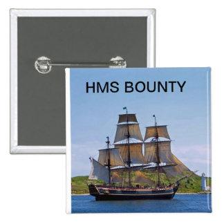 HMS BOUNTY Button