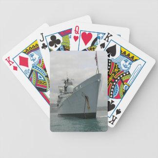 HMS Edinburgh Bicycle Playing Cards