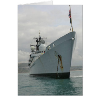 HMS Edinburgh Card
