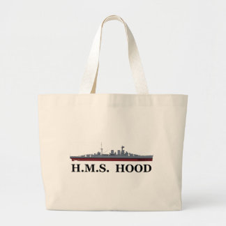 HMS Hood Canvas Bags