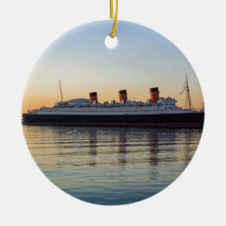 HMS Queen Mary Christmas Ornament