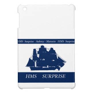 hms surprise, tony fernandes iPad mini cover