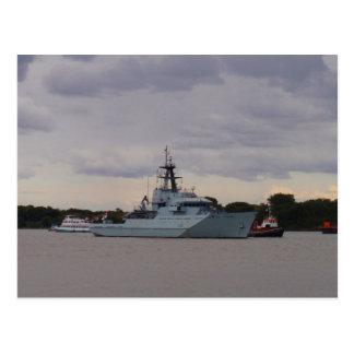 HMS Tyne Post Cards