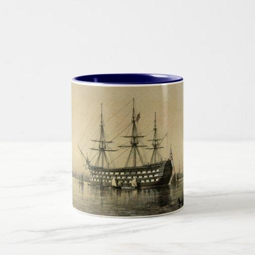 HMS Victory Mug