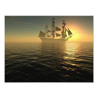 HMS Victory Photo Print