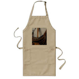 HMS VICTORY - PORTSMOUTH - UK - NELSON'S WARSHIP APRONS