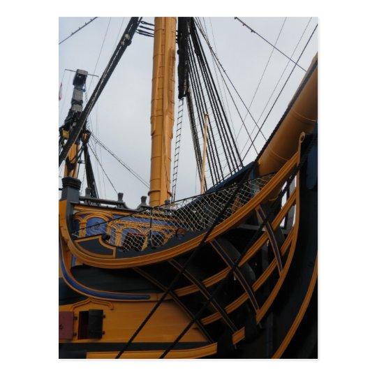 HMS VICTORY - PORTSMOUTH - UK - NELSON'S
