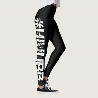 HMUBB Black Leggins Leggings