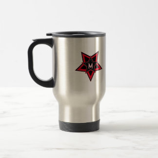 hmv cup stainless steel travel mug