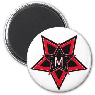 hmv military magnet