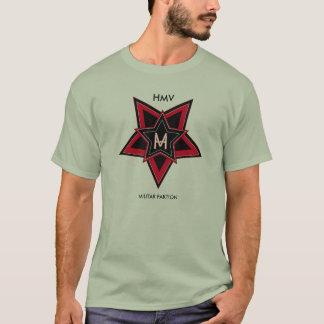 hmv, MILITARY MAN FAKTION, HMV T-Shirt